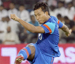 No Jeje in Koevermans` 20-member squad for Nehru Cup