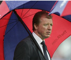Steve McClaren cheating on wife again with Svens ex