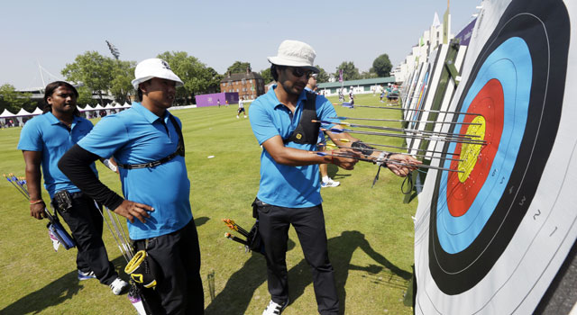 London Olympics 2012: Indian archers off the mark
