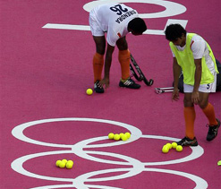 Olympics 2012: Players are simply forgetting the game-plan says  Nobbs