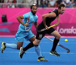 London Olympics hockey: What`s happening to India`s team combination!