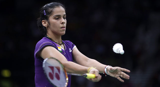 London Olympics 2012 Badminton: Saina Nehwal vs Tine Baun-As it happened...