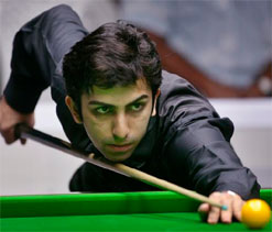 Pankaj Advani scalps McManus