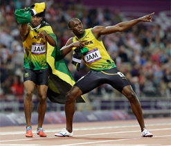 Bolt, Blake to lead Caribbean challenge