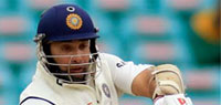 Lukewarm response for first Test following Laxman's retirement