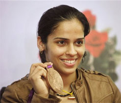I am proud of myself, says Saina Nehwal