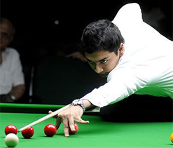 Aditya becomes 2nd Indian cueist to qualify for Venue Stages