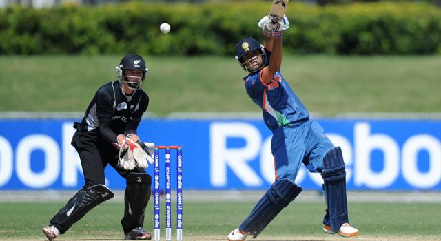 ICC Under-19 World Cup 2012: India beat New Zealand; reach final