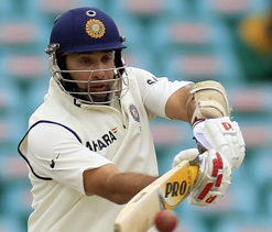 Hyderabad stadium`s pavilion named after VVS Laxman