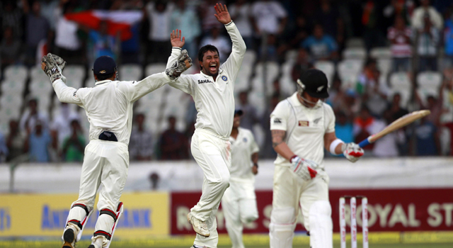 India vs New Zealand, 1st Test - Day 2: As it happened