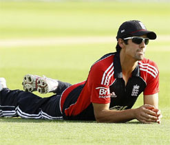 Cook doesn't feel England is No.1 side in ODIs
