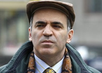 Kasparov cleared of charges of participating in illegal rally