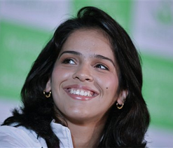 I am single and ready to play badminton: Saina Nehwal