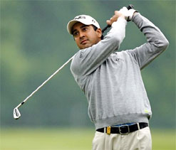 Kapur makes cut at Gleneagles, Chowrasia misses out