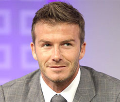 Becks tipped to back LA's 2024 Olympic bid