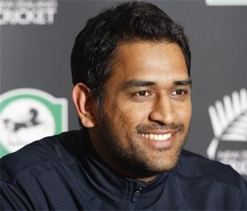 Congratulations to the U-19 World Cup team: Dhoni