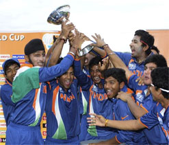 Unmukt Chand hails his team for wonderful show in U-19 cricket WC