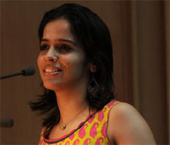 Other states should follow Haryana model: Saina Nehwal