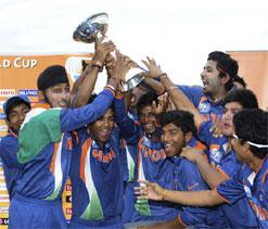 World Champion India U-19 team to return today