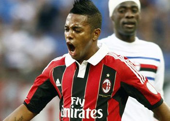 Robinho to be rested for a month