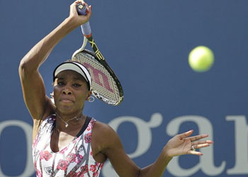 US Open: Radwanska, Kerber, Venus ease into second round