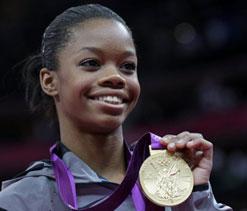 London Olympics gymnastics: American Douglas pips Russians to gold