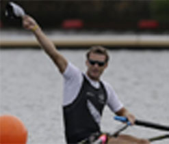 Olympic rowing: New Zealand`s Drysdale takes single sculls gold