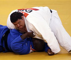 Olympic 2012 : At 218kg judoko Ricardo Blas Jr is Olympics' heaviest athlete