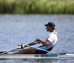 Olympic rowing: Swarn Singh finishes 16th