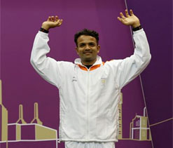 Vijay Kumar - The unsung hero who bagged a silver at London Olympics 2012