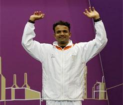 Olympics 2012: Sukhbir congratulates Vijay Kumar for clinching silver