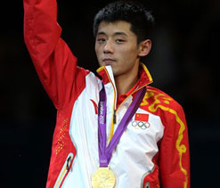 Olympics 2012: China`s Zhang Jike wins gold in table tennis
