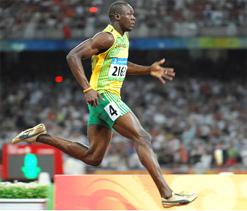Olympics: Bolt, Blake headline weekend track action