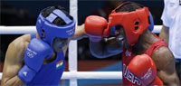 London Olympics 2012 Boxing: Vijender Singh punches his way to quarters