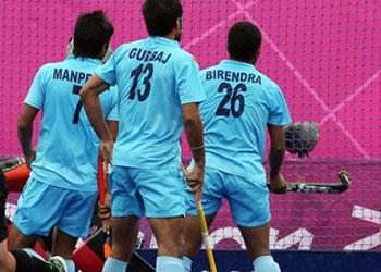 London Olympics hockey: Germany beat India 5-2