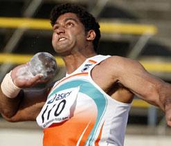Olympics 2012: Om Prakash fails to qualify for shot put finals