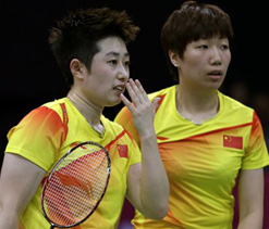 Olympics 2012: Chinese delegation back move to expel two badminton players
