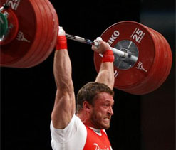 London Olympics 2012:Russian lifter mysteriously pulls out of Olympics