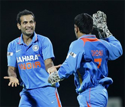 5th ODI: Pathan's five-wicket haul powers India to 20-run win over Lanka