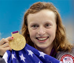 London Olympics 2012 Swimming: US teen prodigy claims gold in 800m freestyle