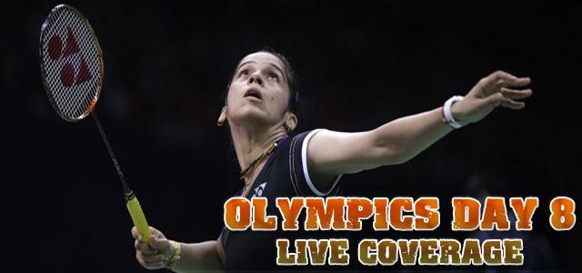 2012 London Olympics: Day 8 Highlights