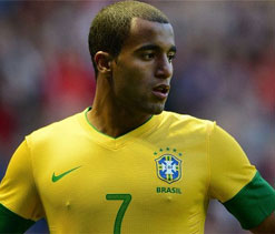 Sao Paulo deny deal with Inter for Lucas Moura