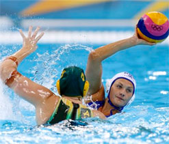 London Olympics 2012: Spain, Australia win water polo top seeds