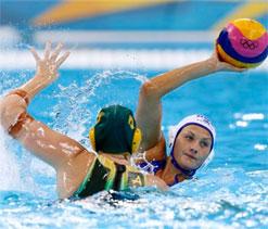 London Olympics 2012: Spain, Australia win water polo top seeds