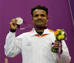 London 2012: President congratulates Vijay for silver at Olympics