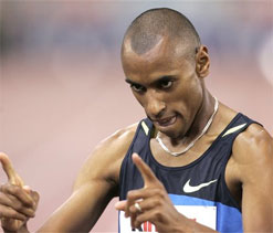 Olympics: Moroccan runner expelled for doping