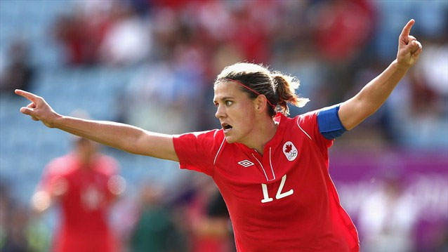 London Olympics 2012: British women knocked out of football by Canada