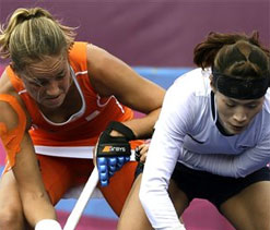London Olympics 2012: Dutch champions into women`s hockey semis