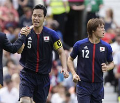 London Olympics 2012: Japan into men`s football semi-finals