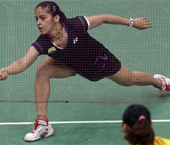 London Olympics badminton: Saina Nehwal vs Wang Xin - As it happened